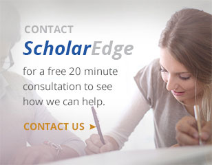 Contact Scholar Edge for a Free 30 minute consultation to see how we can help you
